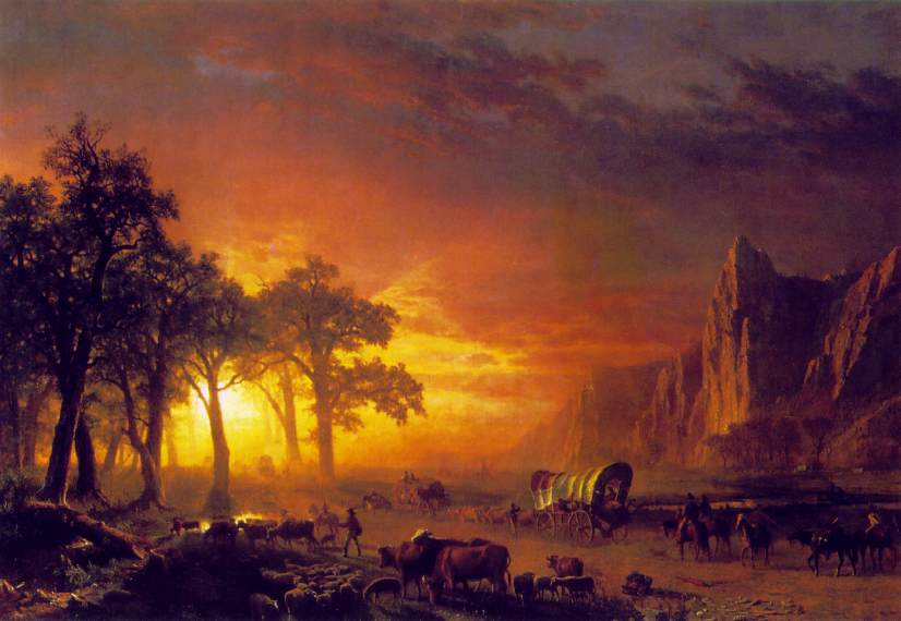 albert bierstadt romanticism